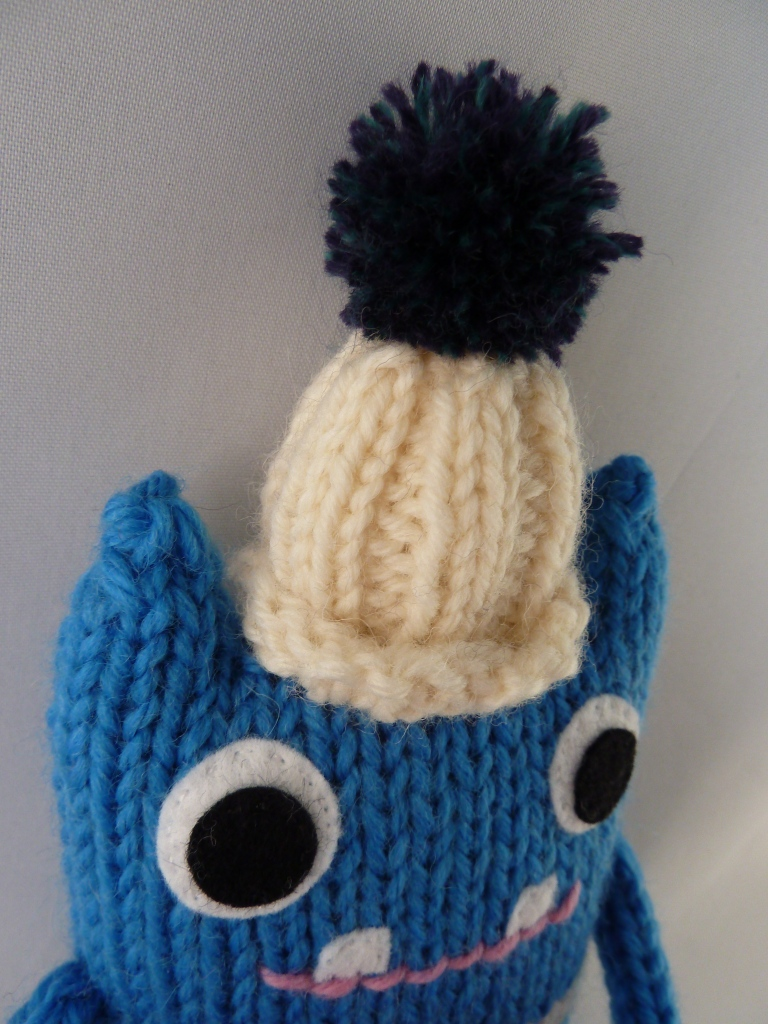 Beastie Bobble Hat - CrawCrafts Beasties