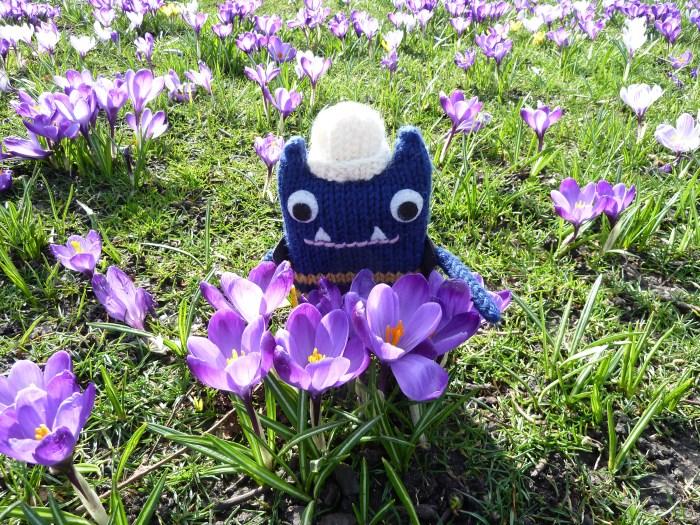 Springtime Beastie Fun! CrawCrafts Beasties