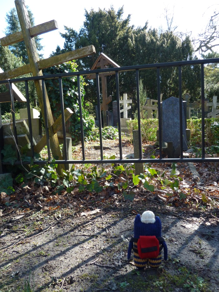 The Russian Cemtery at Assistens Cemetery