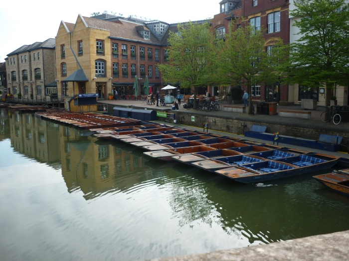 Punts Along the Cam - H Crawford/CrawCrafts Beasties