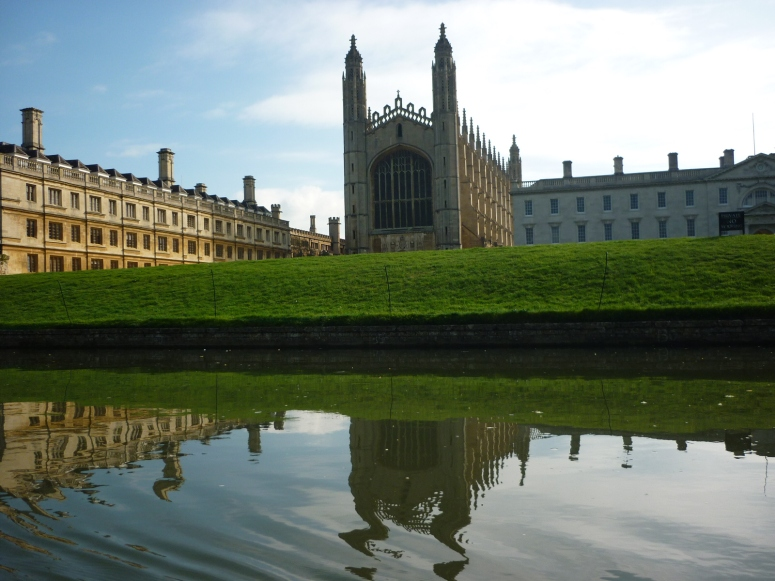 King's College Cambridge - H Crawford/CrawCrafts Beasties