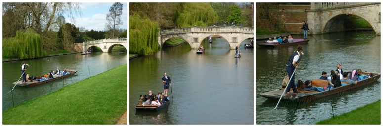 Punting on the Cam - H Crawford/CrawCrafts Beasties