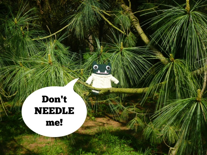 Don't Needle Paddy! H Crawford/CrawCrafts Beasties