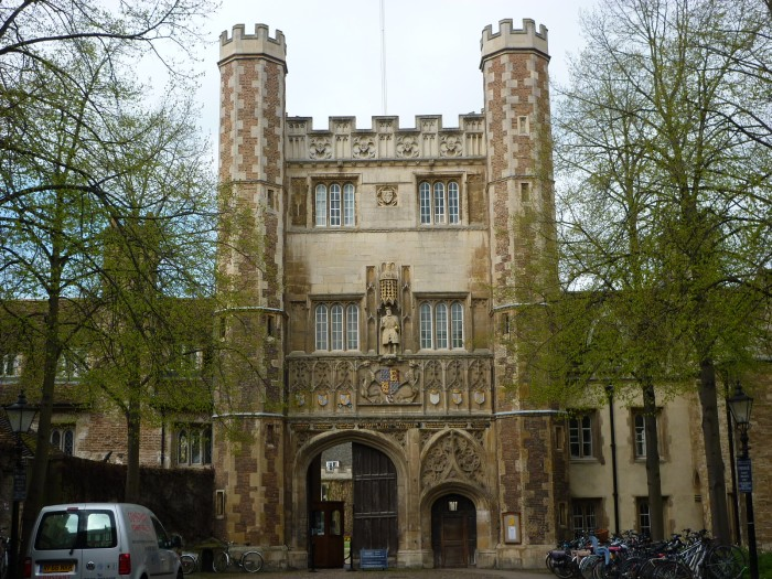 Trinity College, Cambridge - H Crawford/CrawCrafts Beasties