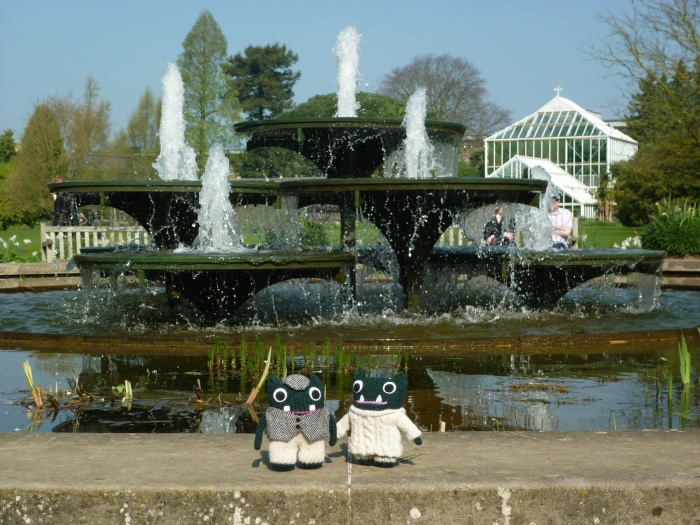 Paddy's Choice - The Botanic Garden! H Crawford/CrawCrafts Beasties