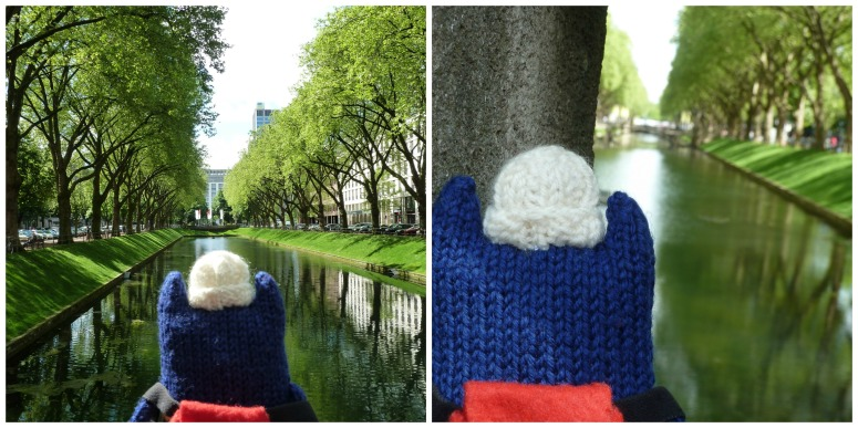 Watching the world go by - CrawCrafts Beasties