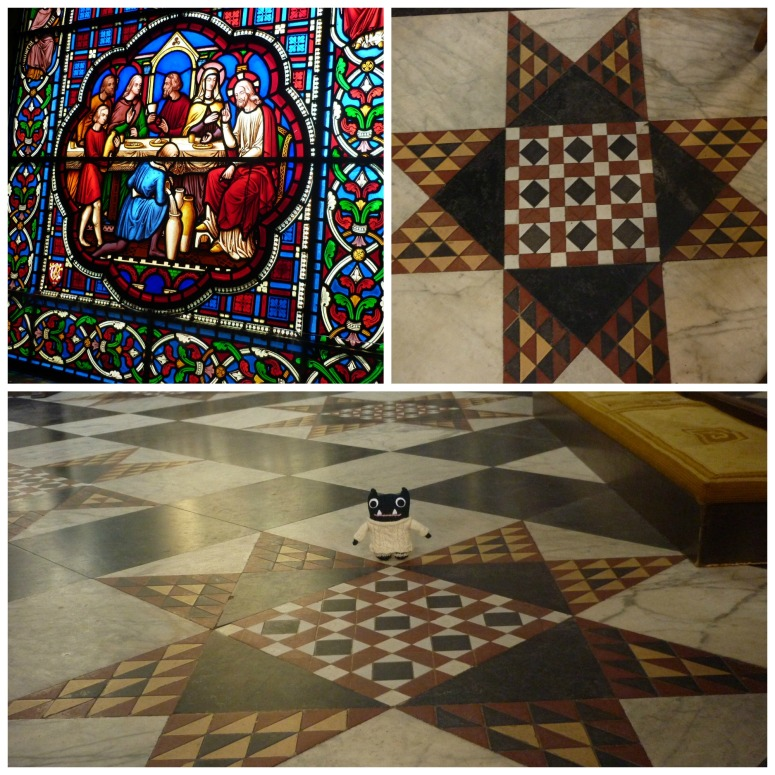 Stained Glass and Mosaics - H Crawford/CrawCrafts Beasties