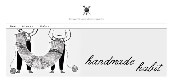 Handmade Habit - Beastie Reads - CrawCrafts Beasties