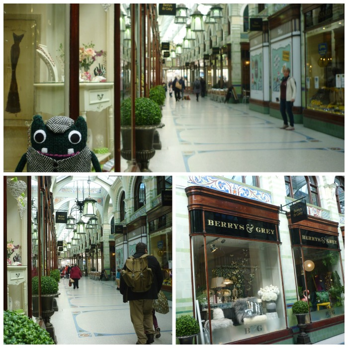 Shopping in Norwich - H Crawford/CrawCrafts Beasties