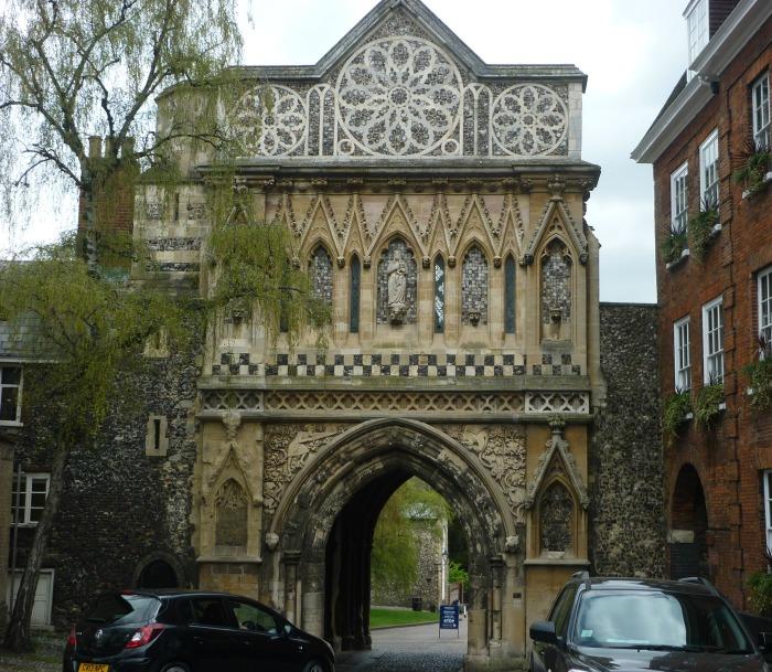 St Ethelbert's Gate - H Crawford/CrawCrafts Beasties