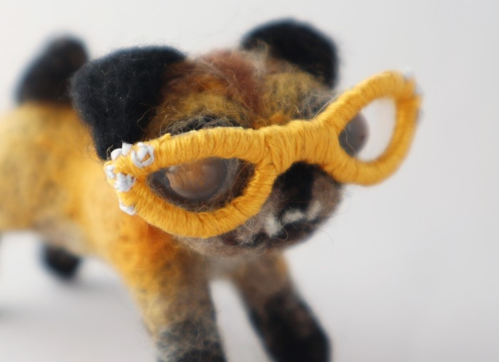 Glasses for Marge - CrawCrafts Beasties