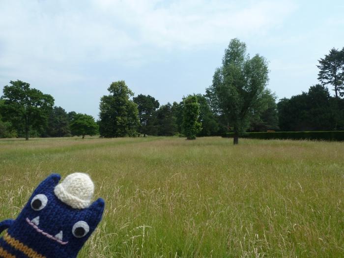 The Cricket Meadow - CrawCrafts Beasties
