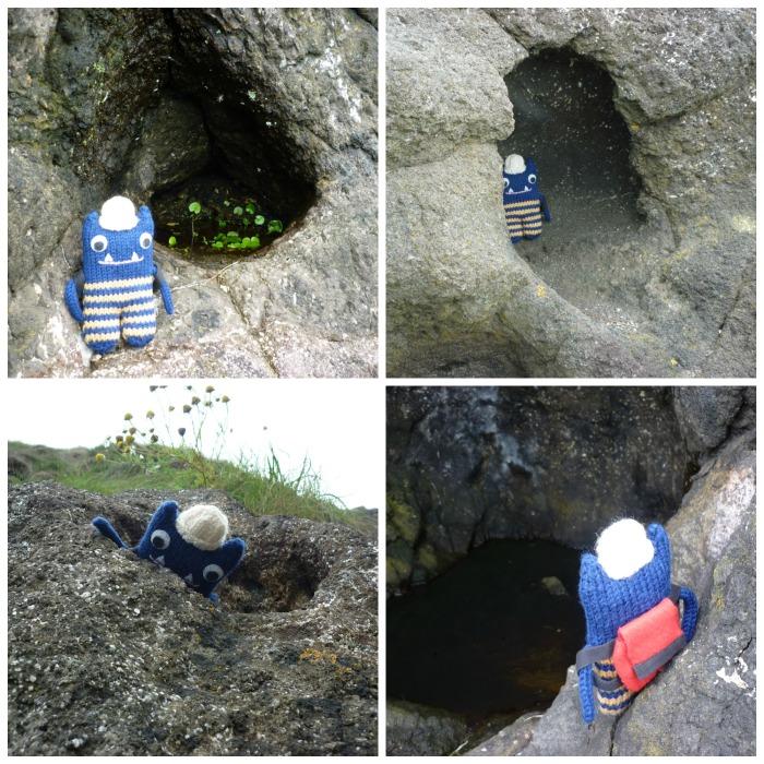 Beastie-Sized Caves - CrawCrafts Beasties