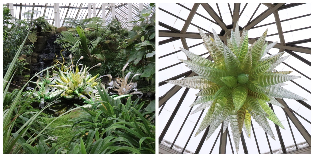 Glass in the Pond, Glass on the Ceiling - CrawCrafts Beasties