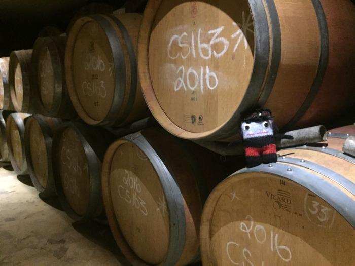 Wine! S Allen/CrawCrafts Beasties
