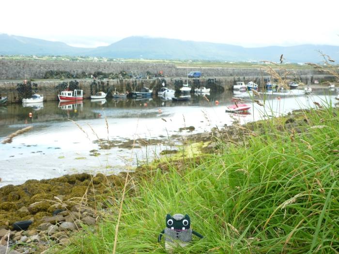 Mullaghmore Harbour, Co Sligo - H Crawford/CrawCrafts Beasties