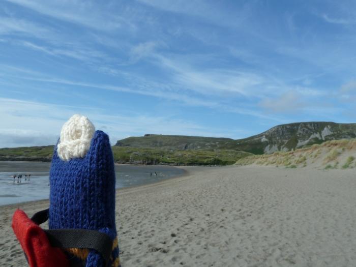 Last Look at Glencolmcille Beach - CrawCrafts Beasties