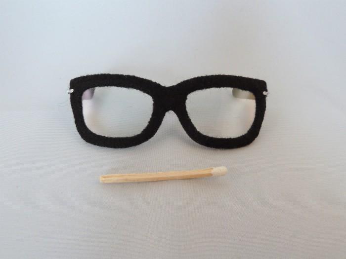 Beastie Miniature Glasses, by CrawCrafts Beasties