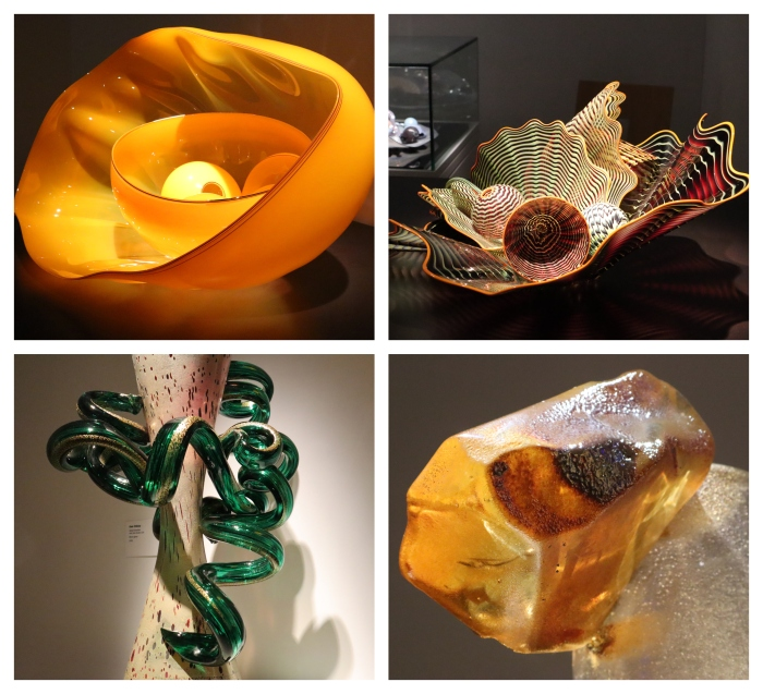Chihuly Glass Sculptures - CrawCrafts Beasties