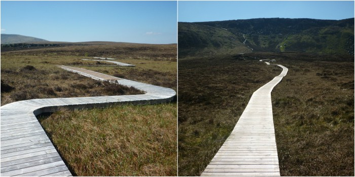 The Boardwalk at Cuilcagh Mountain - H Crawford/CrawCrafts Beasties