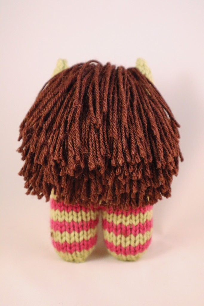 Julia Beastie's Hair - Commission by CrawCrafts Beasties