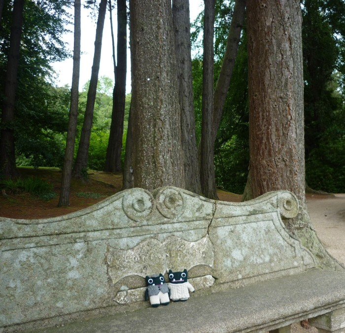Arboretum at Powerscourt Estate Gardens - H Crawford/CrawCrafts Beasties