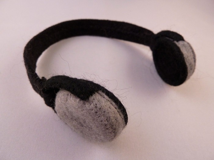 Beastie-Sized Headphones - CrawCrafts Beasties