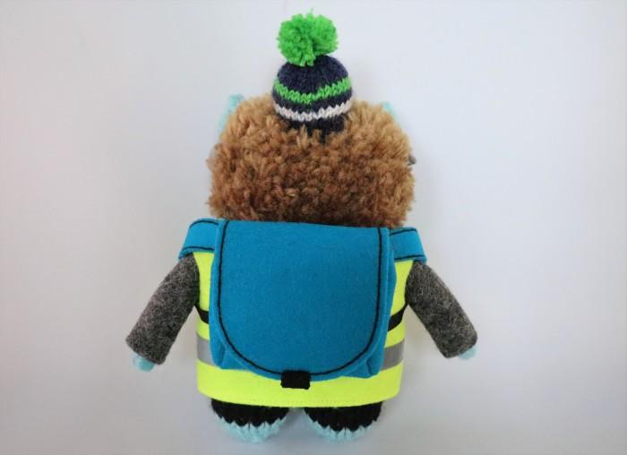 Bruce Beastie's Backpack - Beastie Accessories by CrawCrafts Beasties