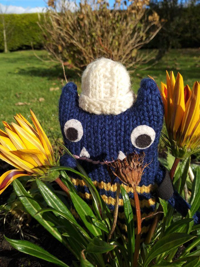 Autumn Flowers - CrawCrafts Beasties