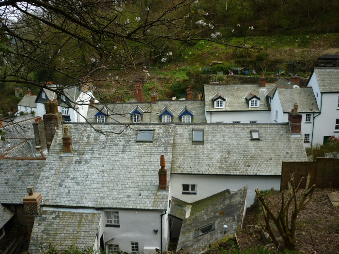 The Houses at Clovelly - H Crawford/CrawCrafts Beasties