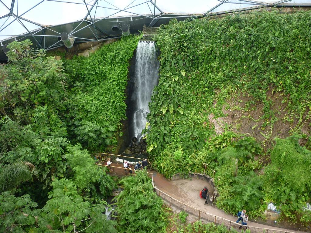 A Waterfall in Eden - H Crawford/CrawCrafts Beasties