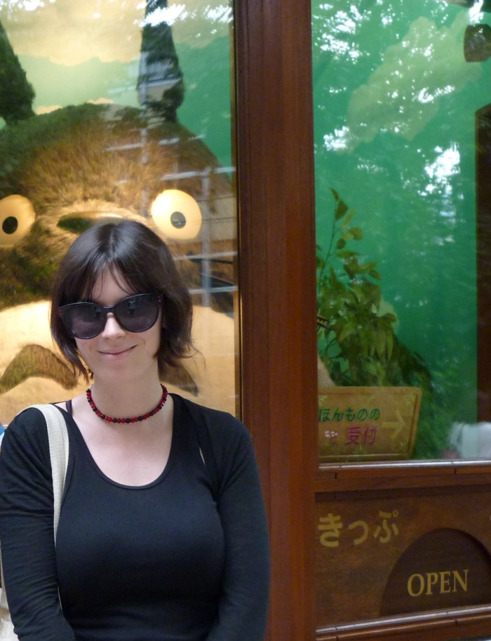 Totoro and Me - CrawCrafts Beasties