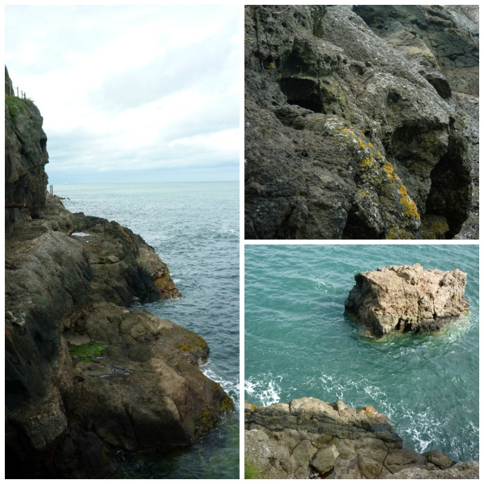 Between the Cliffs and the Sea - CrawCrafts Beasties