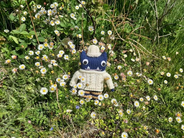 Springtime Daisies - CrawCrafts Beasties