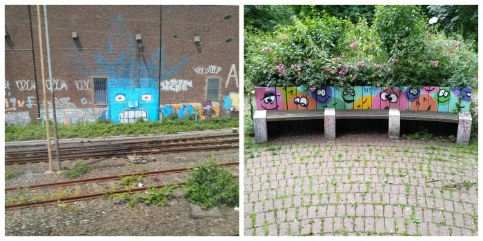 Monster Street Art in Germany - CrawCrafts Beasties