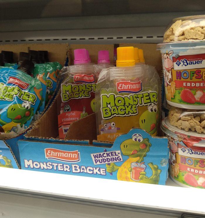 Monster Juice - CrawCrafts Beasties