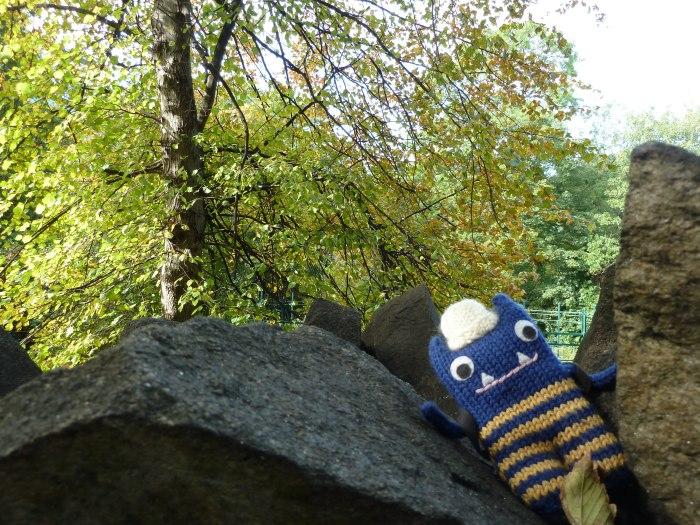 Autumn Climbing Adventure - CrawCrafts Beasties
