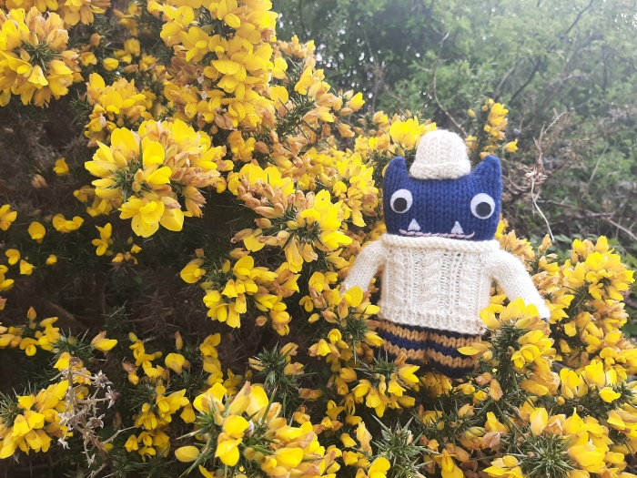 Springtime Gorse - CrawCrafts Beasties