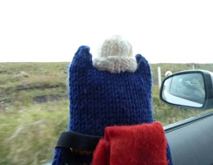 On the Road to Glencolmcille - CrawCrafts Beasties