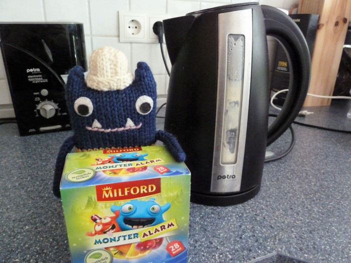 Monster Tea for Me! CrawCrafts Beasties