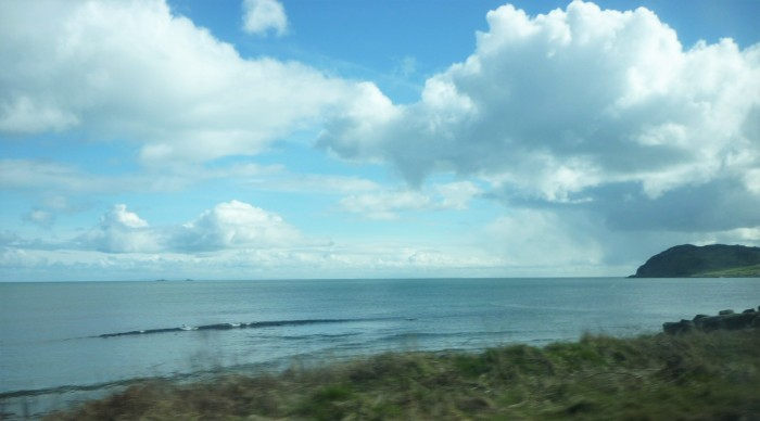 Hitting the Coast Road to Glenarm - H Crawford/CrawCrafts Beasties