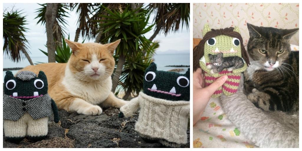 Beasties and Kitties - CrawCrafts Beasties