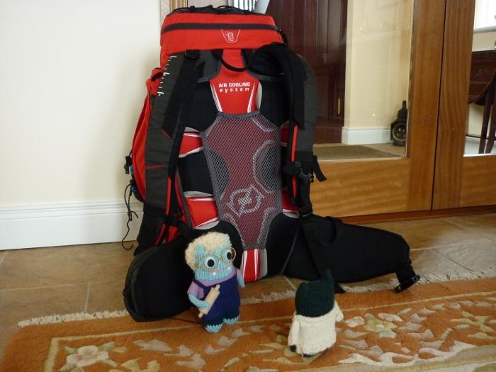 Travelling, Beastie-Style! H Crawford/CrawCrafts Beasties