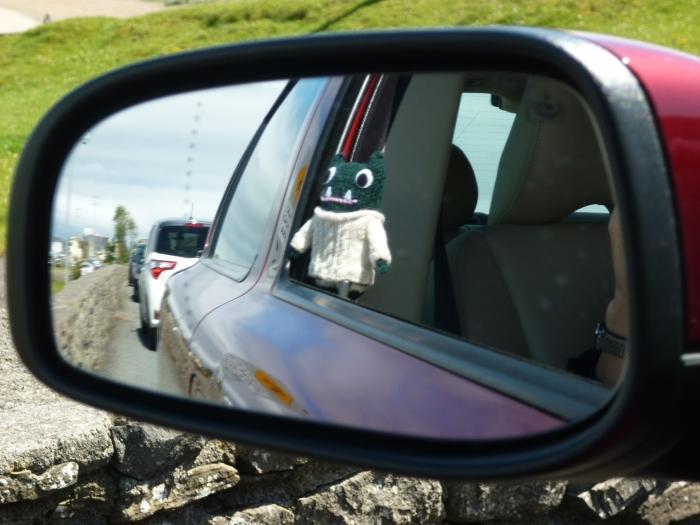 Driving to the Sligo Coast - H Crawford/CrawCrafts Beasties