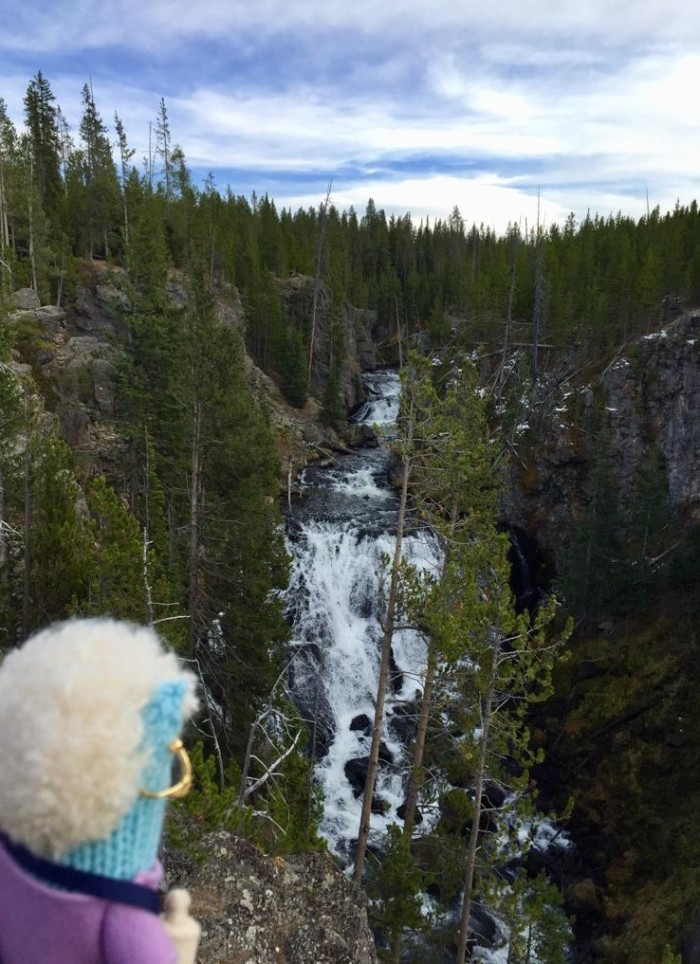 Yellowstone River - R Crawford/CrawCrafts Beasties