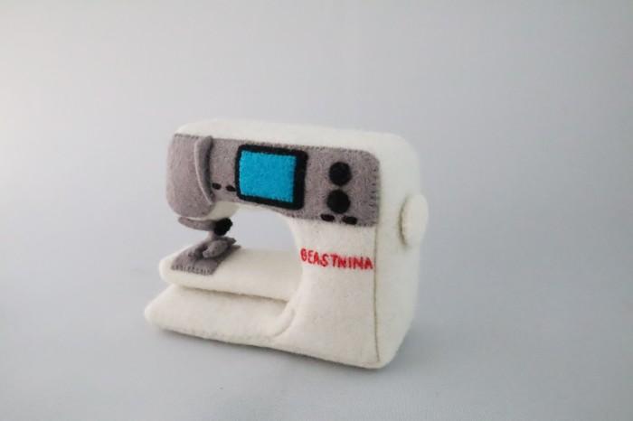 Beastie Sewing Machine - Beastie Accessories - CrawCrafts Beasties