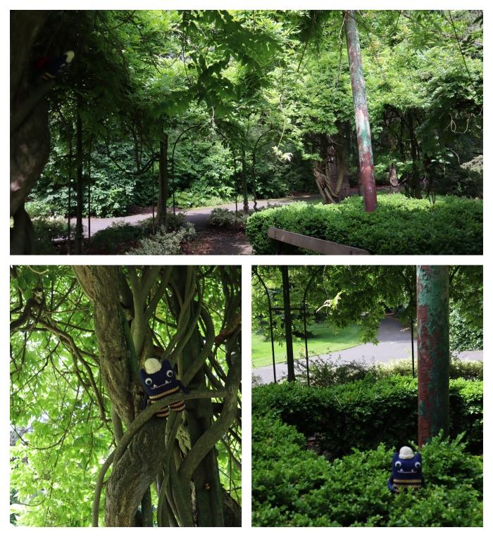 Chaintent, National Botanic Gardens - CrawCrafts Beasties