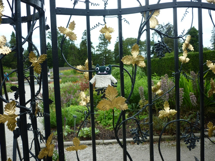 Paddy at the Gate - Walled Gardens - H Crawford/CrawCrafts Beasties
