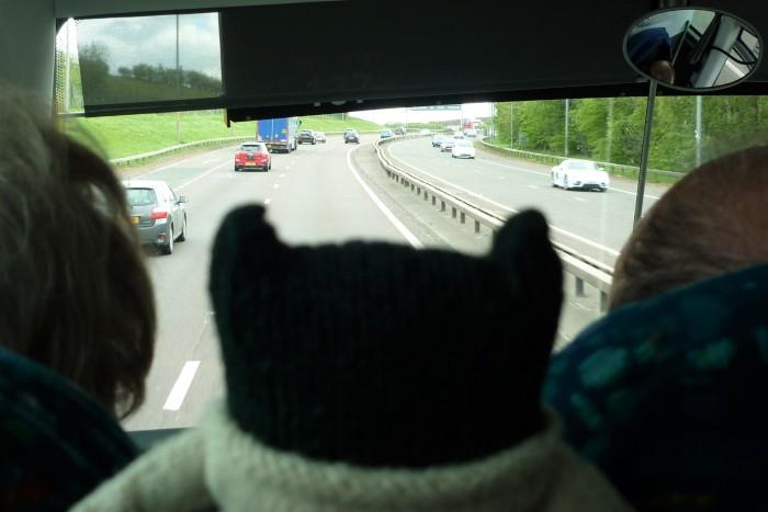 Beasties on the Bus - H Crawford/CrawCrafts Beasties