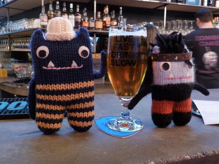 Cheers! CrawCrafts Beasties